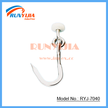 stainless steel meat hook for meat hanging system