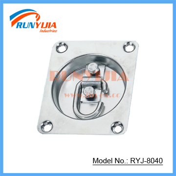 stailess steel lashing ring for truck bodies