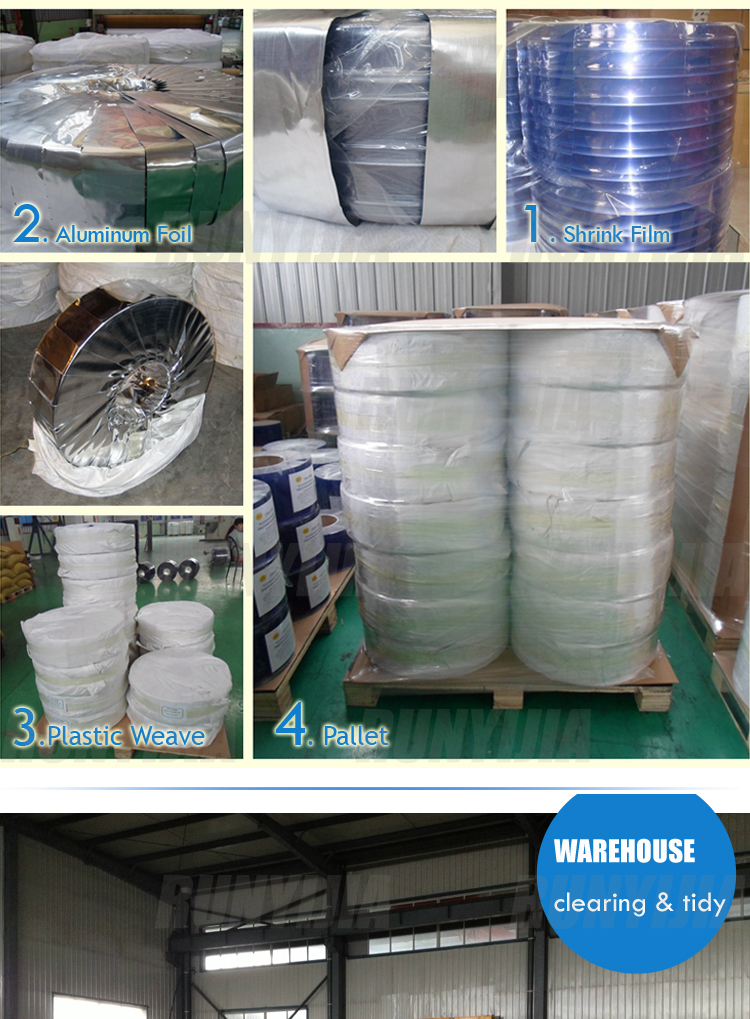 ANTI-COLD PVC SOFT CLEAR DOOR PACKING
