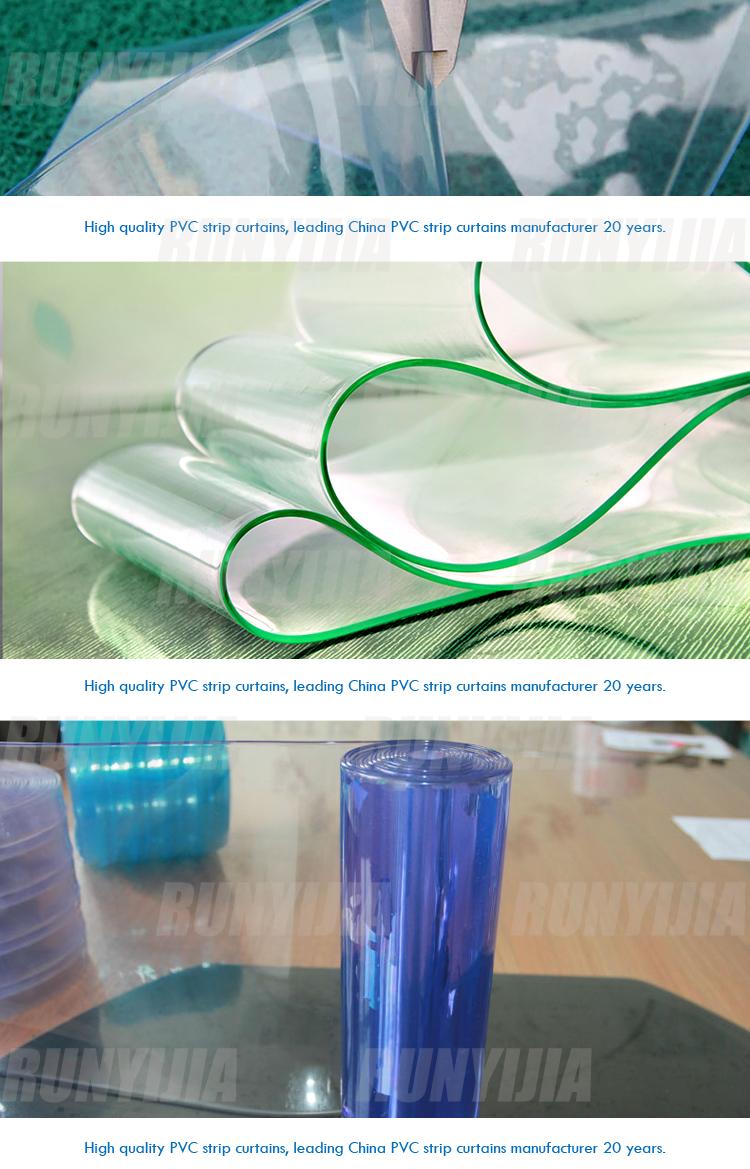 RUNYIJIA pvc strip product show 02