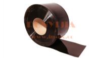 black welding anti-uv pvc door curt