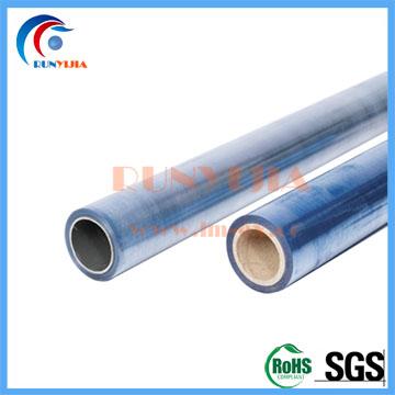 blue flexible wide pvc sheet