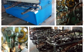 trailer body accessories factory machinees