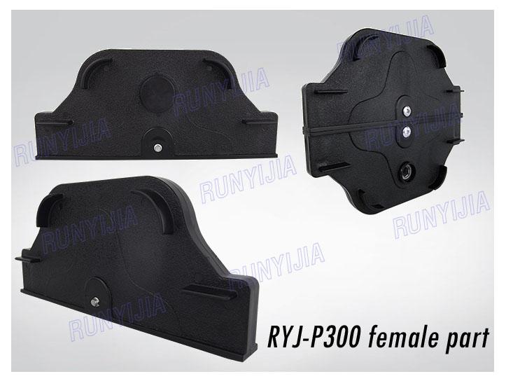 cold room plastic camlock female parts