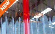 EU standard pvc strip curtains