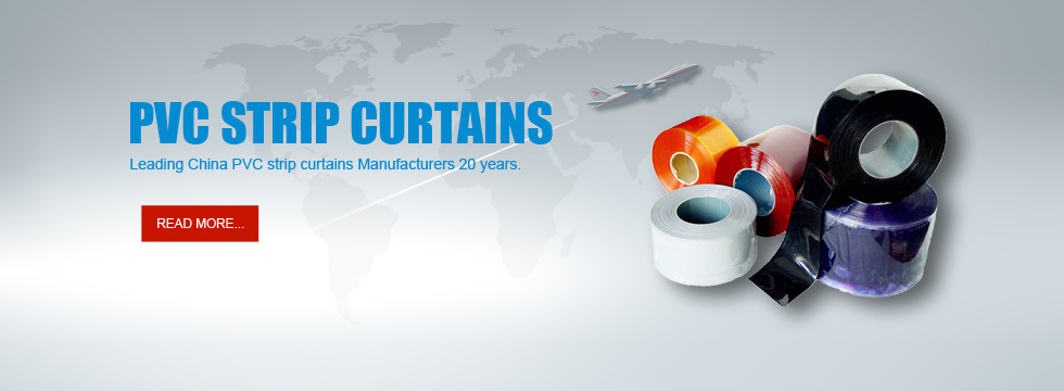 leading china pvc strip curtains manufacturer 20 years